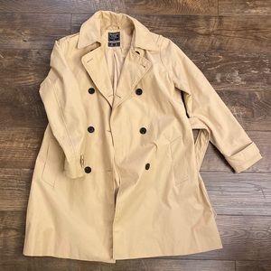 Abercrombie Trench Coat